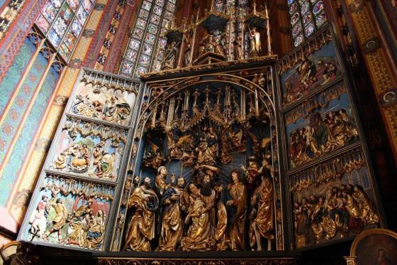 Altarpiece of Veit Stoss