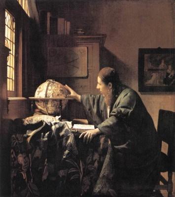 vermeer astronomer