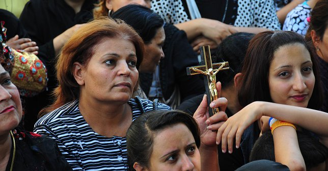 Photo published for Sectarian violence against Copts reported near Alexandria - Daily News Egypt
