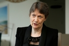 Helen Clark did well in the televised debate.